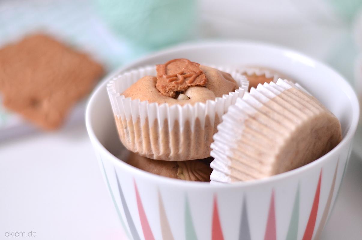 Birnen-Spekulatius-Muffins