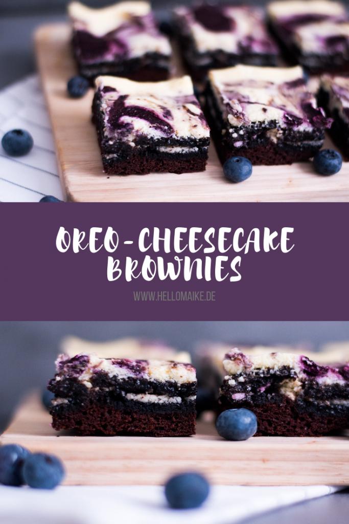 Oreo-Cheesecake Brownies