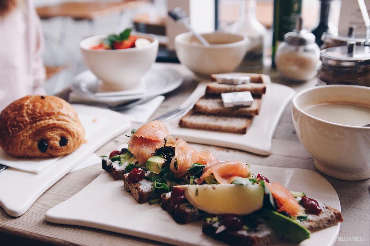 Frühstück Antwerpen