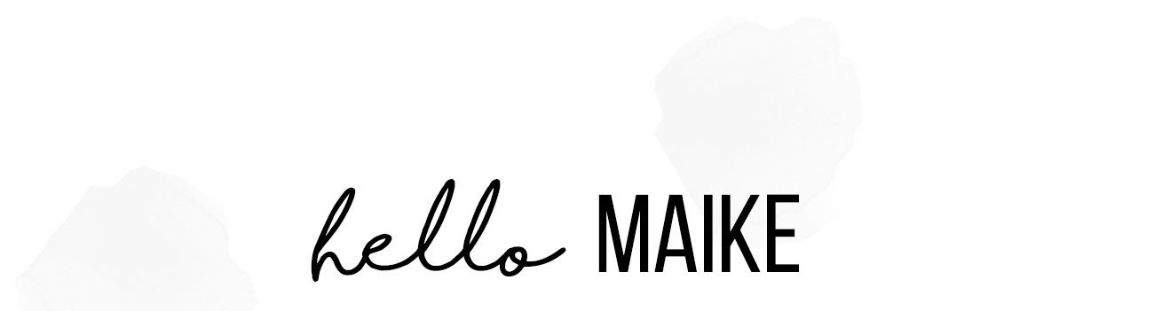 Hello Maike