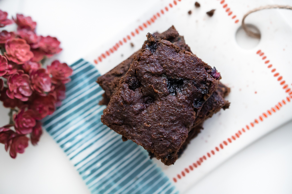 Vegane Zucchini Brownies
